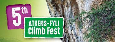 5th Athens Fyli Climb Fest 2019