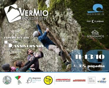 Vermio Boulder Fest 2019 – anniversary edition