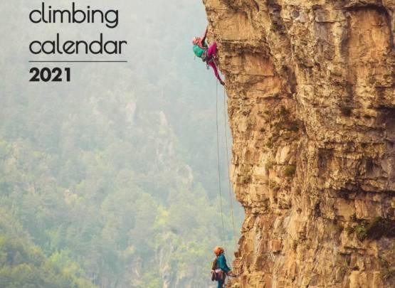 The new greek climbing calendar 2021 is ready!